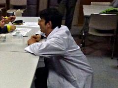 箕面市教育センター 親子自然科学教室(LED教室) 2011年12月17日(土)