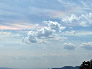 彩雲, Cloud iridescence