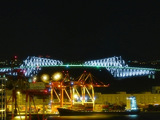 東京ゲートブリッジ, tokyo gate bridge