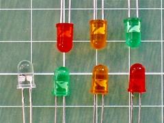 LED教室 実験2, led challenge step 2