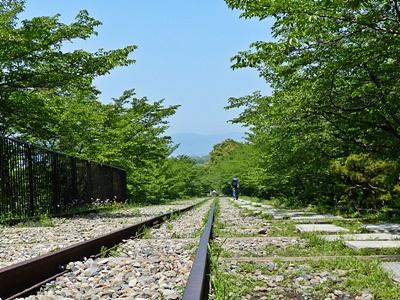 京都蹴上インクライン,incline in kyoto