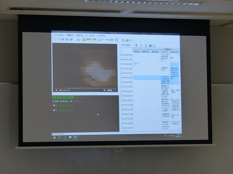 VVCによる実行例, VVC demonstration with VVCex and VVCweb