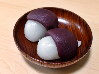 月見団子, rice dumpling for moon viewing
