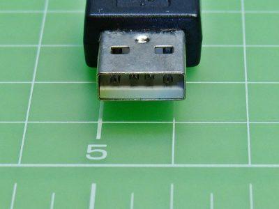 USBコネクタ タイプA, usb type-a