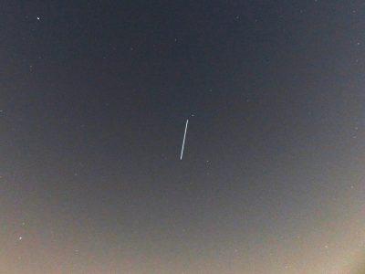 国際宇宙ステーションとへびつかい座,ISS, vega, altair